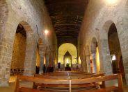25 - San Leo -La pieve di Santa Maria Assunta. Interno