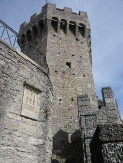 21 - La Torre della Rocca Cesta di San Marino--