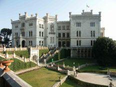 27 -Trieste. Castello di Miramare