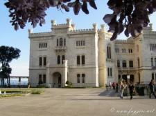 28-Trieste. Castello del Miramare