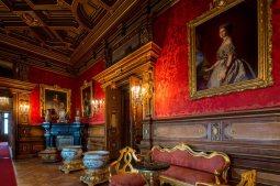 31 - Trieste. Castello del Miramare interno