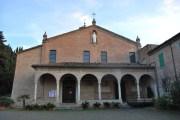 40 - Rimini Santuario di Santa Maria delle Grazie-Il complesso francescano fu edificato alla fine del Trecento (1391-1396) -