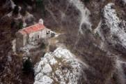80 - Val Rosandra - Comune di San Dorligo della Valle (Dolina) - Chiesetta di Santa Maria in Siaris