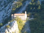 81 - Val Rosandra - Comune di San Dorligo della Valle (Dolina) - Chiesetta di Santa Maria in Siaris