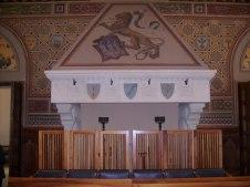 30 -San Marino- Interno del palazzo del governo_sala del consiglio