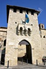 40 -San Marino. Porta San Francesco