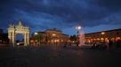 5 - Piazza e arco Ganganelli, Santarcangelo di Romagna.