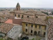 23 - Santarcagelo di Romagna. Il centro storico.