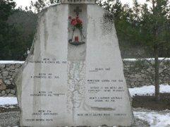 117 - La Foiba di Basovizza - Monumento nazionale