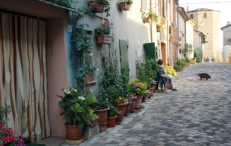 32 - Santarcangelo-strada
