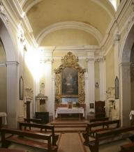 12 - Mondaino- interno chiesa-delle-clarisse