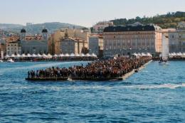 10 - Trieste - Tutti sul Molo Audace