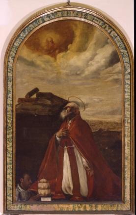 14 - Interno Chiesa parrocchiale di San Biagio - San Sisto Papa ,