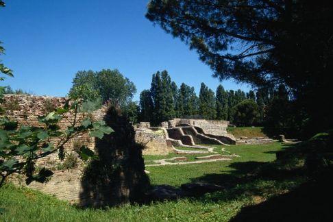 45 - Anfiteatro romano, Rimini