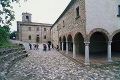 27 - Verucchio - ingresso-al- Museo Civico Archeologico