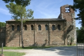 45- Santarcangelo-Pieve di San Michele Arcangelo - Edificio religioso più importante della città e del territorio fino alla metà del XVIII secolo, è il luogo di culto più antico della città, creato dai bizantini.