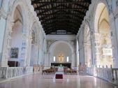 7 - Rimini - Tempio malatestiano, interno
