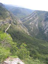 75 - Veduta della val Rosandra, vicino a Trieste