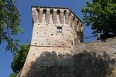 12- Mura di cinta, Montegridolfo