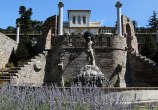 121 - Pesaro. Particolare di Villa Caprile