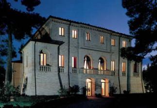127 -Pesaro. Caldelara- Villa Almerici (ora Berloni). Villa Berloni. Nel 1300-1400