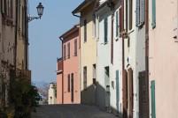 27 - Vie del paese, Montefiore Conca-