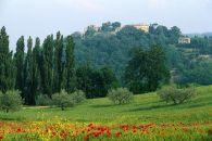 2 - Montegridolfo panorama. Dista da Rimini circa 36 km.