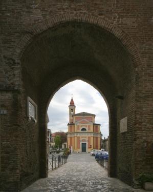 20 - San Giovanni in Marignano, Chiesa di Santa Lucia