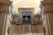 23 - Chiesa di Santa Lucia, San Giovanni in Marignano--interno