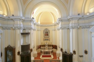 24 - Chiesa di Santa Lucia, San Giovanni in Marignano, interno