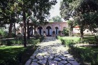 23 - Montegridolfo-agrumaia - esterno-palazzo- Viviani