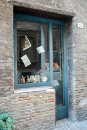 34 - Pesaro. Casa- Rossini- particolare-