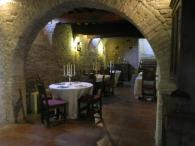 24 - Palazzo Viviani Castello di Montegridolfo interno