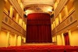 26 - Interno Teatro A. Massari di San Giovanni in Marignano.-