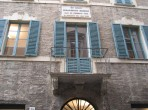 38- Pesaro. Città natale del compositore Gioacchino Rossini -