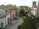 28 -Il piccolo borgo di Montebello, nei pressi Torriana di Rimini.