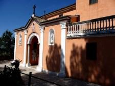 39 - Santuario della Madonna di Bonora - Montefiore Conca (RN).-