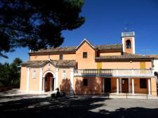 38 - Santuario della Madonna di Bonora - Montefiore Conca (RN).--