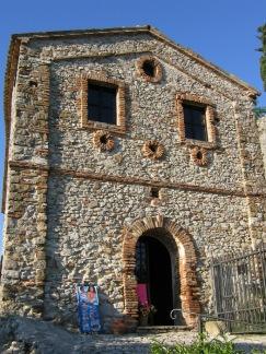 31 -Montebello Pieve millenaria, dettaglio
