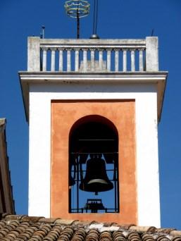 40 - Il campanile del Santuario della Madonna di Bonora - Montefiore Conca (RN)