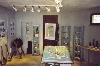 33 -Montegridolfo. Museo della Linea dei Goti interno