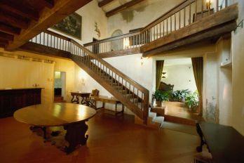 36 - Rocca dei Guidi di Bagno, interno, Montebello..