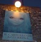 37 - Montebello - Rocca dei Guidi di Bagno di Romagna -e Azzurrina. Per ultimo rimane la visita alle segrete del castello, dove Il 21 giugno 1375 scomparve una bambina di nome Guendalina, figlia di Ugolinuccio di Malatesta il feudatario, nota con il nome di Azzurrina. La bimba era albina e ciò era stato interpretato dal popolo come una manifestazione del demonio. La madre cercò di colorarle i capelli di nero, per renderla uguale a tutte le altre bambine, ma il tentativo si rivelò inutile perchè, a causa della mancanza di pigmento dovuta alla sua anomalia, i capelli non si tinsero ma assunsero un bel riflesso azzurro. La bimba scomparve un giorno, durante uno spaventoso temporale, mentre inseguiva la sua palla di stracci lungo le scale che portavano alle ghiacciaie del castello. Nella ricorrenza del giorno della sua scomparsa, durante il solstizio d'estate si sentono lamenti, pianti, una voce di bimba che chiama la mamma. I suoni sono stati registrati nel 1990, nel 1995 e nel 2000 da alcuni studiosi di parapsicologia. Secondo la leggenda sarebbe Azzurrina che cerca disperatamente la strada di casa.
