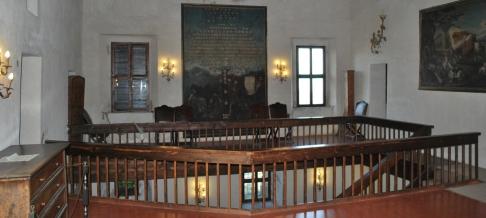 43 - Montebello- castello interno