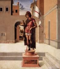 57 - Pesaro Altarpiece predella