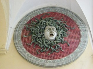 60 - Pesaro. Musei Civici- medusa-and-the