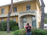 72 - Pesaro- Il Museo Morbidelli venne istituito nel 1968 da Ginacarlo Morbidelli. Ha una superficie di 3000 mq e al suo interno sono esposte più di trecento modelli di motociclette, costruiti dall'inizio del secolo scorso fino al 1980.