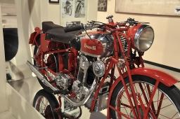 78 - Pesaro-interno al Museo - Morbidelli. Bialbero