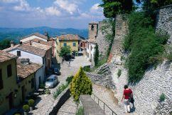 9 - Torriana - centro storico