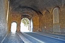 111 -Pesaro- Porta -Rimini, mura Roveresche